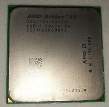 AMD Athlon 64 3500+ 2.2GHz 512K sAM2 DT CPU's ADA3500IAA4CW CON DISIPADOR