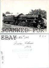 1962 Warren & Saline River #1702 Warren Arkansas VINTAGE PHOTO  Railroad