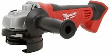 Milwaukee M18 18-v Lithium-Ion 4-1/2 in. Cordless Cut-Off/Grinder (Tool-Only)