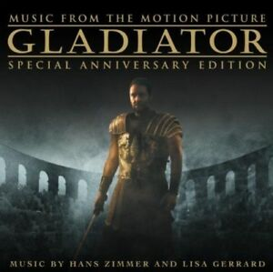 Various - Gladiator Ost NEW CD
