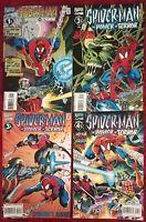 °SPIDER-MAN: THE POWER OF TERROR 1 BIS 4° US Marvel  Komplette miniserie