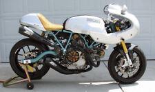 Ducati Paul Smart Sport Classic 1000 Zard Duel Full Exhaust System Black Road