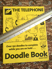 The Telephone Doodle Book by Andrew Pinder (Paperback, 2009)