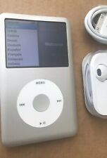 New other Apple iPod Classic 6th Generation Silver (160GB) Same day dispatch