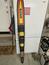 """New listing Vintage Connelly Short Line Graphite 63"""" Slalom Water Ski W/ Bindings"""