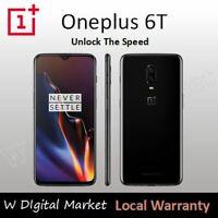 One Plus 6T - New Model 8Ram+ 128GB - Midnight Black (Unlocked)