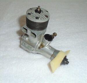 Vintage 1963 K&B Stallion .35 Model Airplane Engine - Strong Compression - Clean