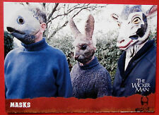 THE WICKER MAN Card # 14 individual card, issued in 2014 by Unstoppable Cards