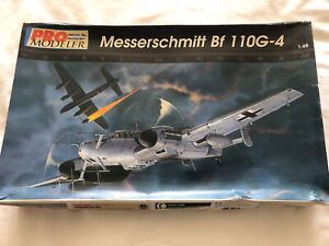 ProModeller Bf 110G-4 Nightfighter 1/48 and decal sheet.