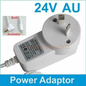 Power White Supply Adaptor Pack 24v 500ma 0.5A  AC 2.1mm Aromatherapy Diffuser A
