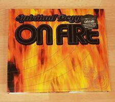SPIRITUAL BEGGARS 'ON FIRE' - LIMITED EDITION DIGIPAK CD ALBUM