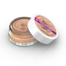 Bases De Maquillaje En Crema Jarra De 0.6 Onzas - Para Un Maquillaje Natural