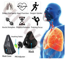 High Altitude MMA Fitness Oxygen Mask Cardio Running Workout Exercise Sport Mask