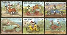 Mint Disney Union Island cartoons stamps  (MNH)