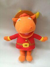 Backyardigans Tyrone Singing Plush Mountie Toy Talking