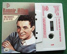 Ronnie Hilton 16 Fifties Favourites inc No Other Love + Cassette Tape - TESTED