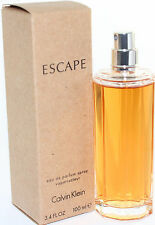ESCAPE TSTR BY CALVIN KLEIN 3.4/3.3 OZ EDP SPRAY FOR WOMEN IN TSTR BOX/UNBOX