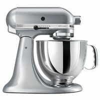 All Kitchenaid Colors kitchenaid artisan series all metal 5 qt. tilt head stand mixer