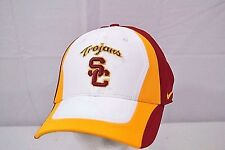 Trojans SC White/Yellow/Red Baseball Cap Dri-Fit
