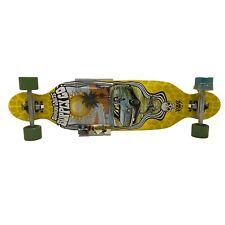 "Shaun White Longboard Skateboard, 38"" Baja Bomber, Maple"