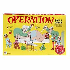 Operation Game (Classic Version) by Hasbro Family Board Game - NEW Free Shipping