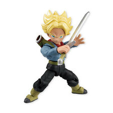 Dragon Ball Super 66 Action Dash Saiyan Trunks Mini Action Toy Figure Anime Art