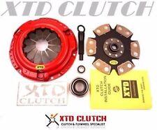 XTD PRO STAGE 4 MIBA CLUTCH KIT FITS 07-11 ACCENT 06-09 KIA RIO LX SX 1.6L
