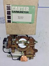 NOS CARTER YFA CARBURETOR 7277S 1978 FORD GRANADA MONARCH 250 ENGINE D8DE-BB