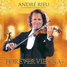 André Rieu, Johann Strauss Orchestra Netherlands - Forever Vienna [New CD]