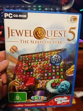 Jewel Quest 5 - The Sleepless Star (Hidden Object) - PC GAME - FREE POST *