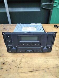 LAND ROVER CD400 FREELANDER 2 discovery 3  RADIO CD PLAYER HEAD UNIT