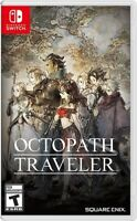 Octopath Traveler for Nintendo Switch [New Switch]