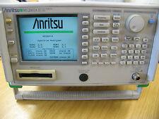 Anritsu MS2661A analizador de espectro 9 KHz a 3 Ghz Spec un