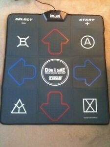 Tough Groove Texture Non Slip DDR PC,Xbox,PS2,Wii Dance Pad Mat