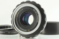 [ MINT ] Voigtlander S Skopar 50mm f/2.5 Lens for Nikon S Mount From JAPAN #1249