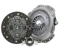 NATIONWIDE 3 PART CLUTCH KIT FOR FIAT PANDA HATCHBACK 1100 TREKKING 4X4