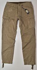 G-STAR RAW Jeans Cargohose Stoffhose - Rovic Tapered - W34 L34 Neu !!