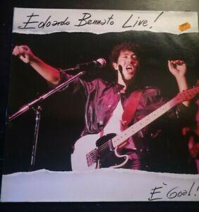 EDOARDO BENNATO - E' GOAL  *ANNO1984  -DISCO VINILE 33 GIRI* N.165