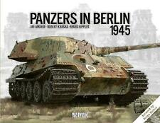Panzers in Berlin 1945, Archer, Lee