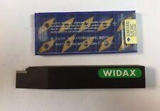 Drehhalter SVVBN-2525 M16 von WIDIA + 10x passende WSP VBMT 16 von SUMITOMO
