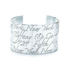 Tiffany & Co. Bangle Sterling Silver Fine Bracelets