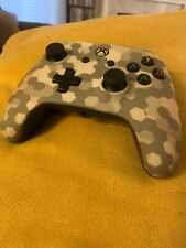 PowerA Wired Stealth Controller for Xbox One - Gray Camo