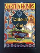 Rainbow's End by Martha Grimes (1995, Hardcover) 1st Edition Police Fiction USA