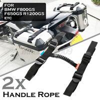 2X Side Box Pannier Handle Rope for BMW R1200GS ADV F700GS F800GS KTM  //*