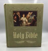 Vintage Bible New & Old Testaments Heirloom Red Letter Master Reference Edition