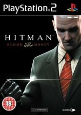 Hitman: Blood Money Sony PS2 PlayStation 2 PAL Brand New