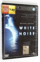 DVD WHITE NOISE 2005 Thriller Michael Keaton