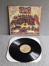 PROCOL HARUM LIVE 1972 A&M LP Record SP4335 EDMONTON SYMPHONY ORCHESTRA Rock