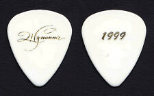 Wynonna Judd Signature White Guitar Pick - 1999 Tour