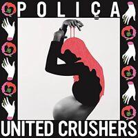 POLICA - UNITED CRUSHERS  CD NEW!
